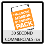 Stop struggling to create great 30 second presentations for your financial advisor practice.